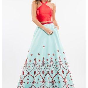 Rachel Allen Prom Dress 👗 7533